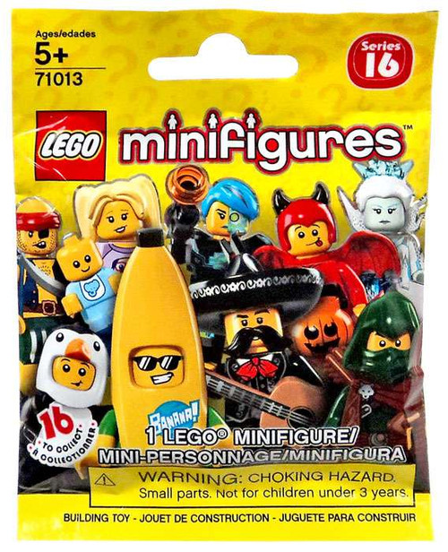 Lego Minifigures Series 16 Mystery Pack Toywiz