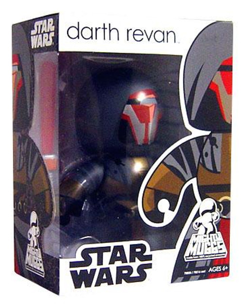 Star Wars Expanded Universe Mighty Muggs Wave 7 Darth Revan Vinyl Figure