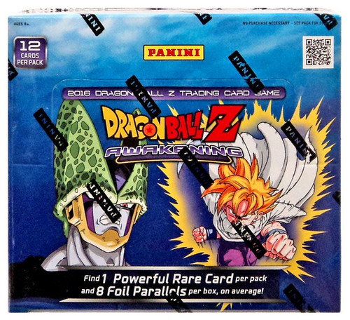 how to play dragon ball z collectible card game