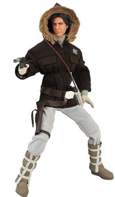 Star Wars The Empire Strikes Back Ultimate Quarter Scale Han Solo Action Figure [Hoth Gear]