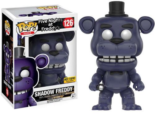 Funko Five Nights At Freddys Funko Pop Games Shadow Freddy