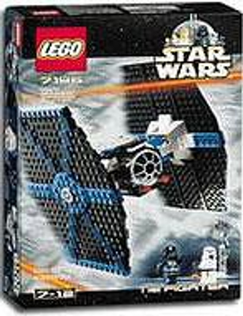 LEGO Star Wars A New Hope TIE Fighter Set #7146