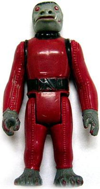 Star Wars A New Hope Vintage 1978 Snaggletooth Action Figure [Short Red, Loose Complete C-5]