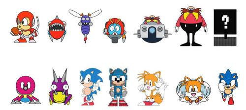 Sonic The Hedgehog Vinyl Mini Figure Sonic The Hedgehog