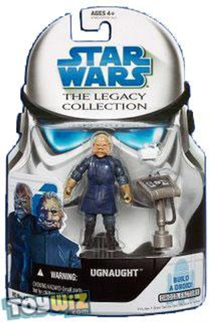 Star Wars Empire Strikes Back Legacy Collection 2008 Droid Factory Ugnaught Action Figure BD43