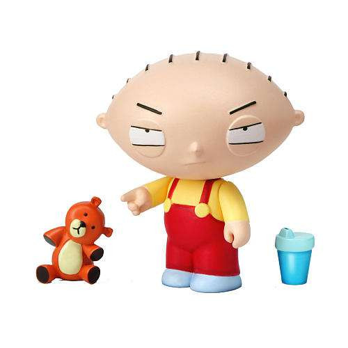 Family Guy Toys Toywiz : Family guy voice activated series stewie action figure