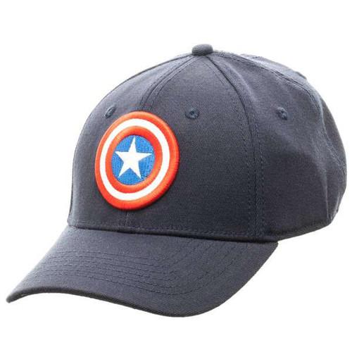Marvel Captain America Captain America Flex Cap Apparel