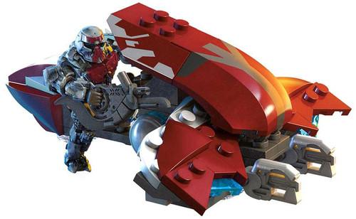 Mega Bloks Halo Mega Construx Banished Ghost Rush Set