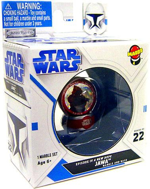 Star Wars A New Hope Marbs Series 2 Jawa Marble #22
