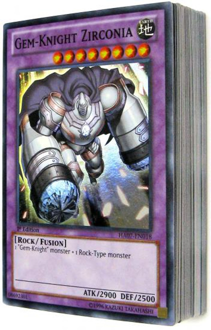 YuGiOh Hidden Arsenal 50-Card FOIL Lot