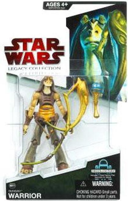 Star Wars The Phantom Menace Legacy Collection 2009 Droid Factory Gungan Warrior Action Figure BD07