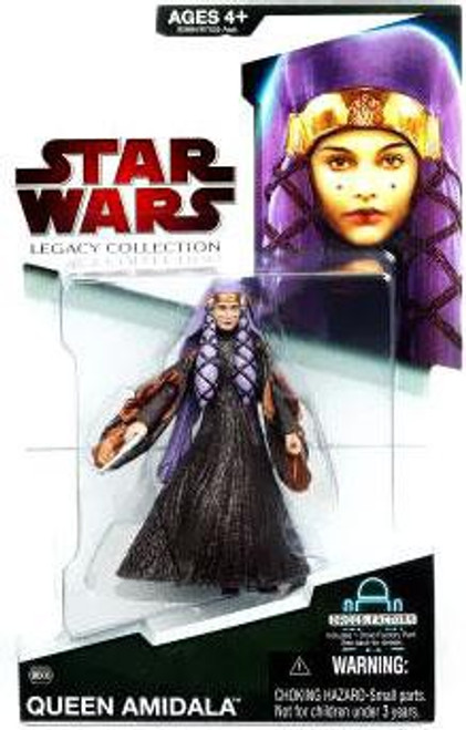 Star Wars The Phantom Menace Legacy Collection 2009 Droid Factory Queen Amidala Action Figure BD08