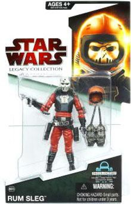 Star Wars The Phantom Menace Legacy Collection 2009 Droid Factory Rum Sleg Action Figure BD09