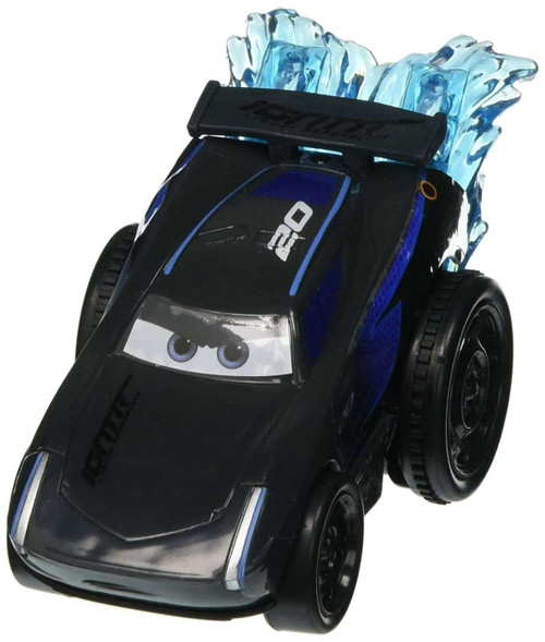 disney cars cars 3 splash racers jackson storm bath. Black Bedroom Furniture Sets. Home Design Ideas