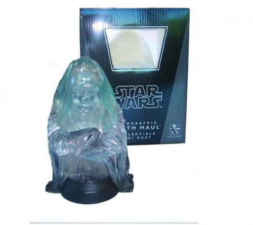 Star Wars Mini Busts Holographic Darth Maul 1/6 Mini Bust