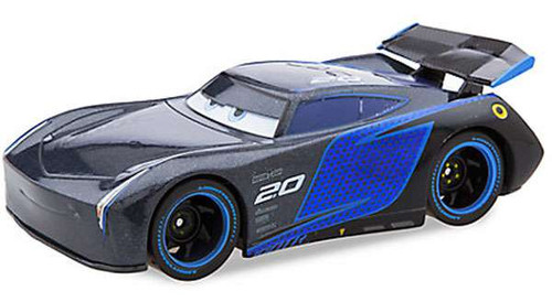 Disney cars cars 3 jackson storm exclusive 143 diecast car for Three jackson toy