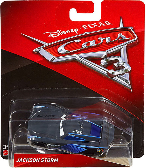 Disney Cars Cars 3 Jackson Storm 155 Diecast Car Mattel ...
