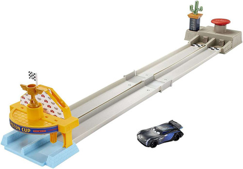 Disney Cars Cars 3 Piston Cup Race Off Playset Mattel Toys