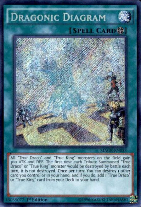 YuGiOh Maximum Crisis Single Card Secret Rare Dragonic ...
