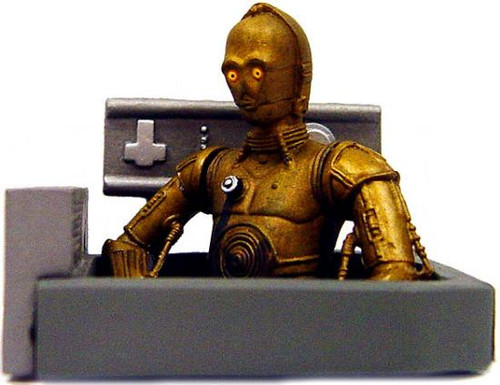 Star Wars Bust-Ups Series 1 C-3PO Micro Bust