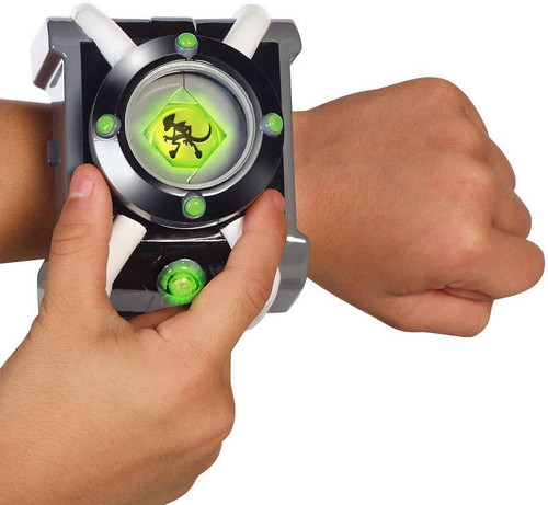 Ben 10 DELUXE Omnitrix Roleplay Toy Playmates