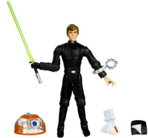 Star Wars Return of the Jedi Legacy Collection 2009 Droid Factory Luke Skywalker Action Figure BD16 [Jedi Knight]