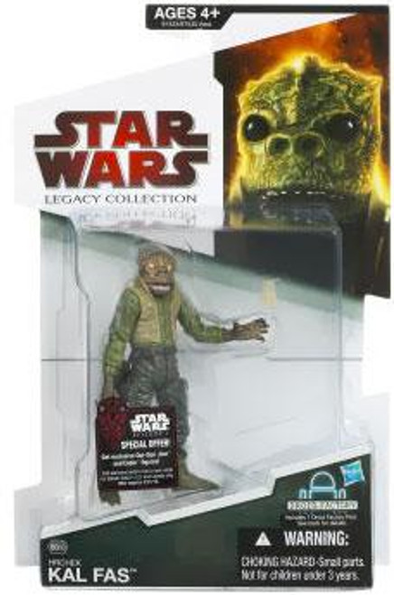 Star Wars A New Hope Legacy Collection 2009 Droid Factory Hrchek Kal Fas Action Figure #33