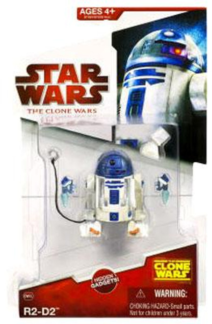 Star Wars The Clone Wars Clone Wars 2009 R2-D2 Action Figure CW25
