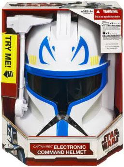 Star Wars Electronic Helmets Captain Rex Electronic Helmet