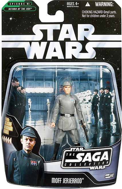Star Wars Return of the Jedi Saga Collection 2006 Moff Jerjerrod Action Figure #40