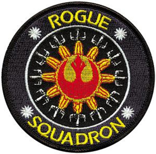 Star Wars Rogue Squadron Patch