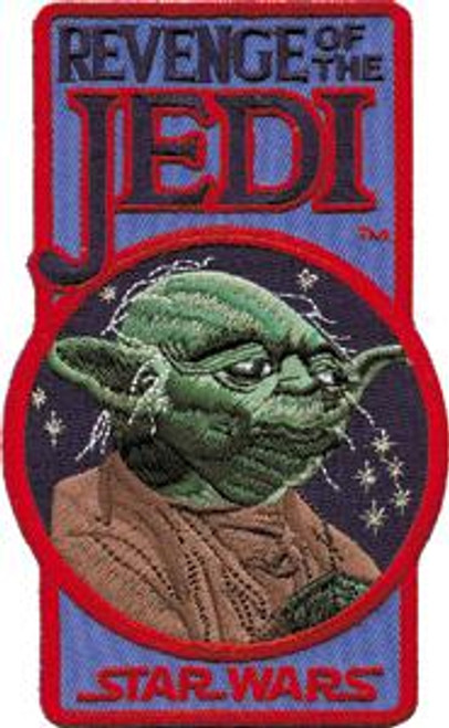 Star Wars Revenge of the Jedi Patch