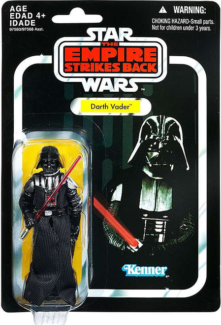Star Wars The Empire Strikes Back Vintage Collection 2010 Darth Vader Action Figure #08