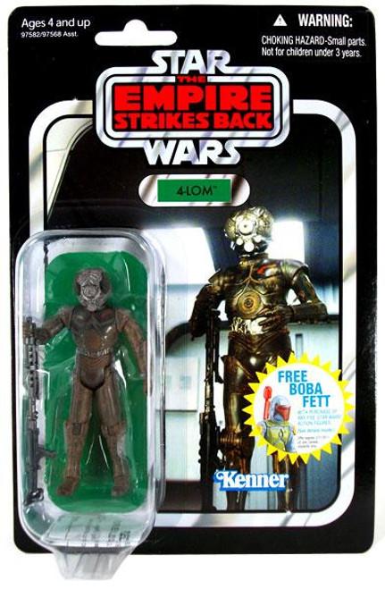 Star Wars Empire Strikes Back Vintage Collection 2010 4-LOM Action Figure #10