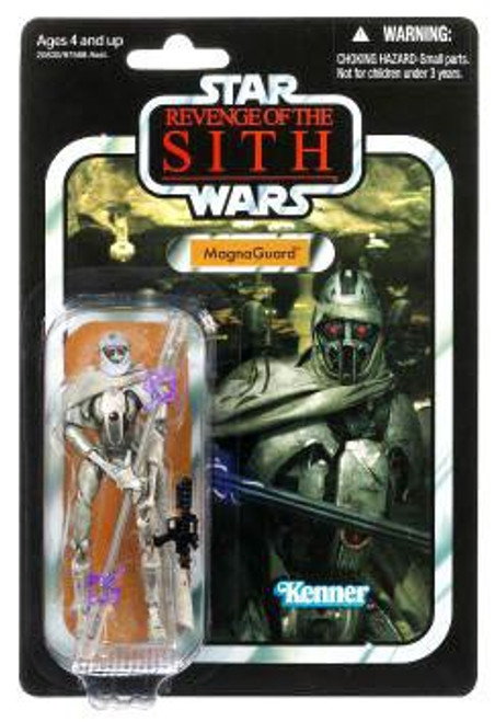 Star Wars Revenge of the Sith Vintage Collection 2010 MagnaGuard Action Figure #18