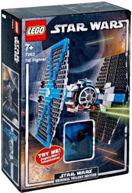 LEGO Star Wars A New Hope TIE Fighter Set #7263