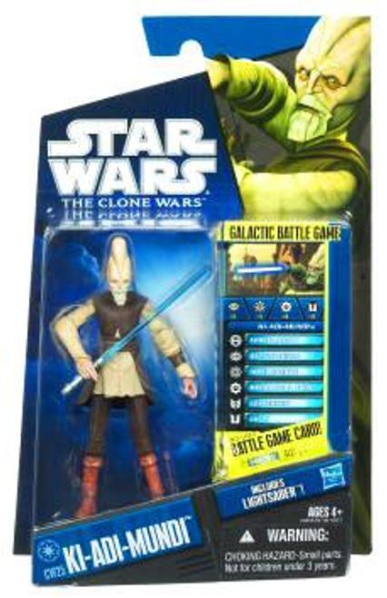 Star Wars The Clone Wars Clone Wars 2010 Ki-Adi Mundi Action Figure CW25