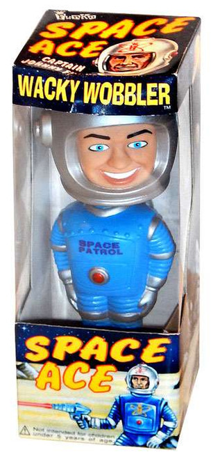 Funko S[ace Ace Wacky Wobbler Space Ace Bobble Head