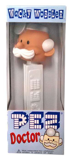 Funko Wacky Wobbler Pez Doctor Bobble Head