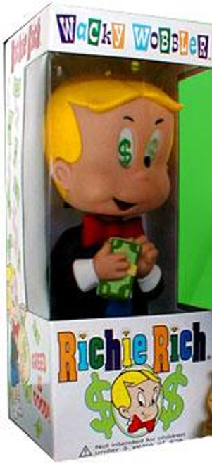 Funko Wacky Wobbler Richie Rich Bobble Head