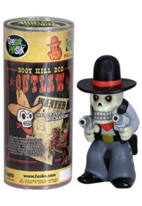 Funko Outlaw Spastik Plastik Skeleton Cowboy Vinyl Figure