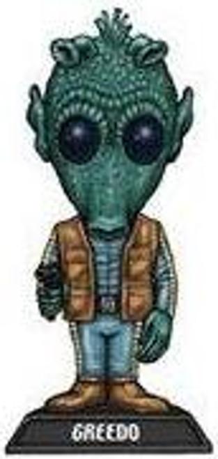Funko Star Wars Wacky Wobbler Greedo Bobble Head