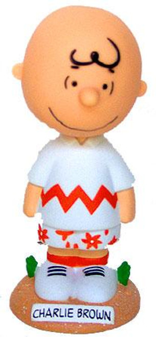 Funko Peanuts Wacky Wobbler Charlie Brown Exclusive Bobble Head [Exclusive]