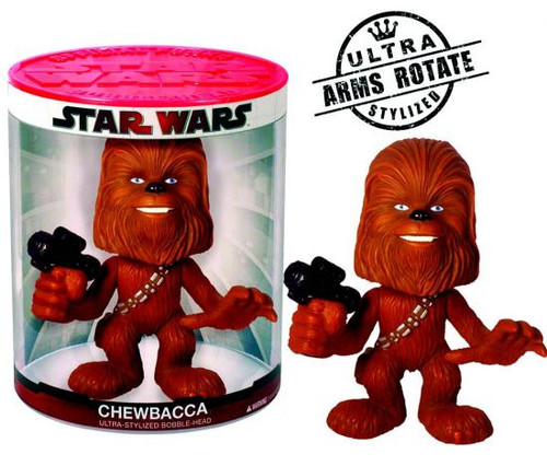Star Wars Funko Force Chewbacca Bobble Head