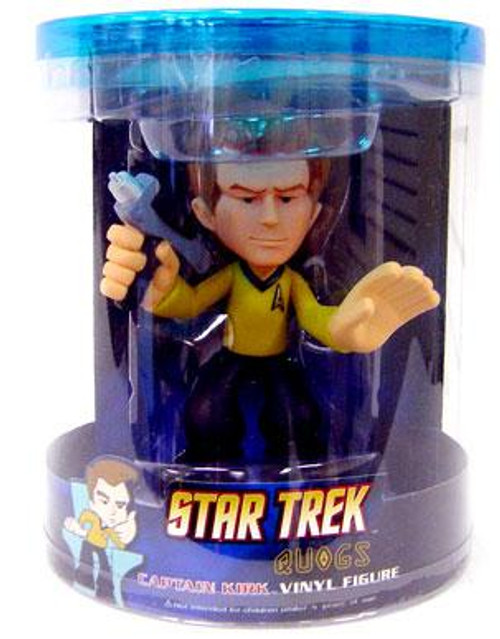 Funko Star Trek The Original Series Quogs Captain Kirk Vinyl Figure