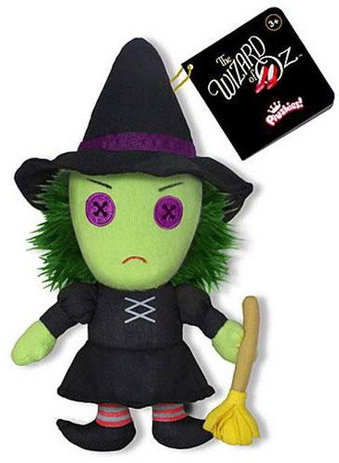 The Wizard of Oz Funko 5 Inch Plushies Wicked Witch of the West Plush