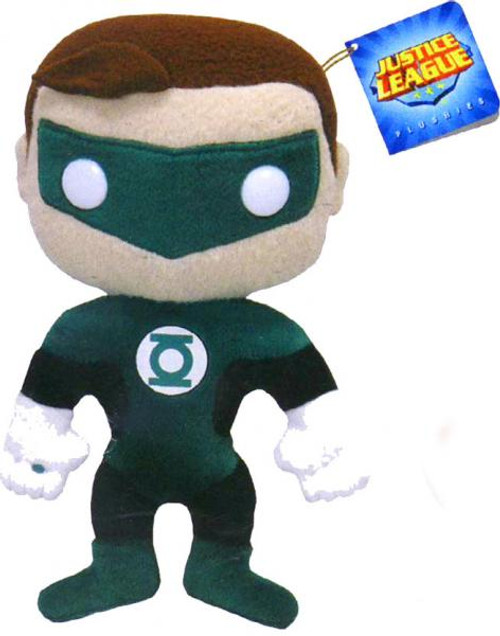 Justice League Funko 5 Inch Plushies Green Lantern Plush