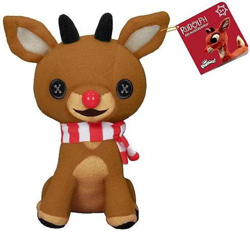 Rudolph the Red-Nosed Reindeer Funko 7 Inch Plushies Rudolph Plush