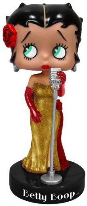 Funko Wacky Wobbler Singer Betty Boop Bobble Head