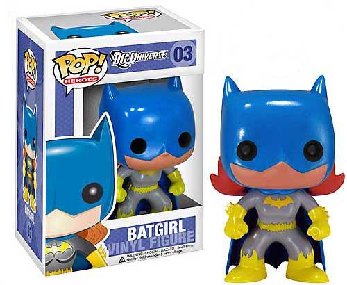 DC Universe Funko POP! Heroes Batgirl Vinyl Figure #03